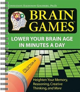 Book Brain Games4 by Publications International