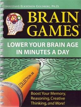 Book Brain Games6 by Publications International