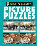 BRAIN GAMES PICTURE PUZZLES 6
