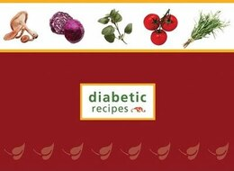 Book Recipe Card Box Diabetic by PUBLICATIONS INTERNATIONAL LTD