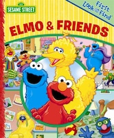 First Look & Find Elmo & Friends