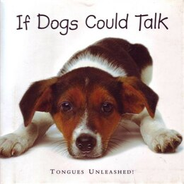 Book If Dogs Could Talk by Na