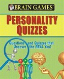 Book Brain Games Personality Quizzes by Publications International