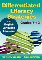 Differentiated Literacy Strategies For English Lan