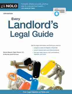 Every Landlord's Legal Guide by Marcia Stewart