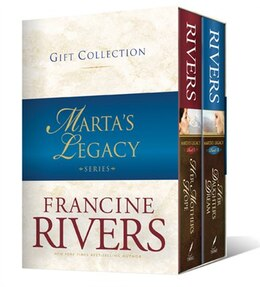 Book Martas Legacy Gift Collection by Francine Rivers
