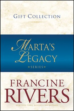 Book Martas Legacy Gift Collection by Francine Rivers,