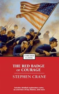 a book analysis of stephen cranes the red badge of courage This norton critical edition of stephen crane's classic 1895 civil war novel is   donald pizer — crane and the red badge of courage: a guide to criticism.