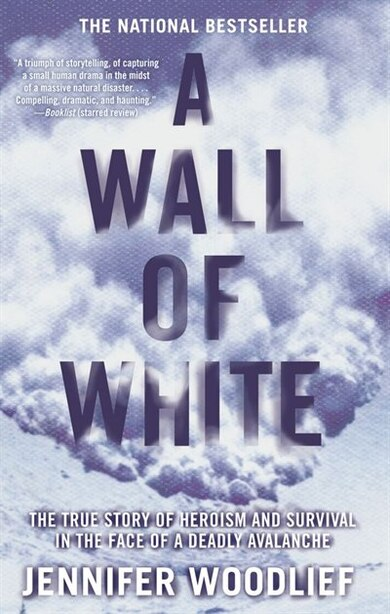 A Wall of White: The True Story of Heroism and Survival in the Face of a Deadly Avalanche by Jennifer Woodlief