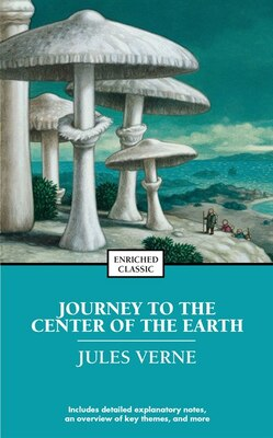 Book Journey to the Center of the Earth by Jules Verne