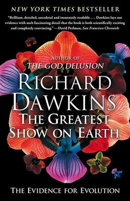 Book The Greatest Show on Earth: The Evidence for Evolution by Richard Dawkins