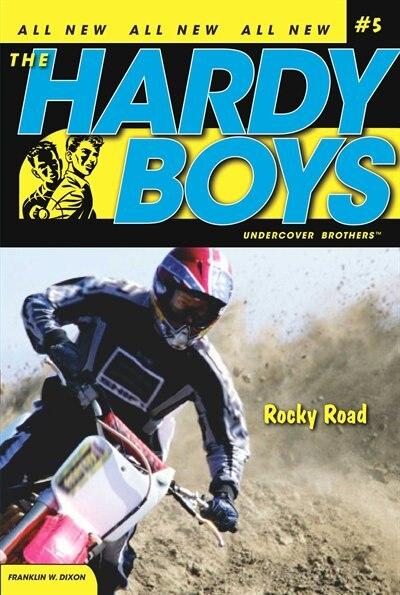 Rocky Road by Franklin W. Dixon