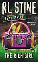Book The Rich Girl by R.l. Stine