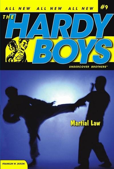 Martial Law by Franklin W. Dixon