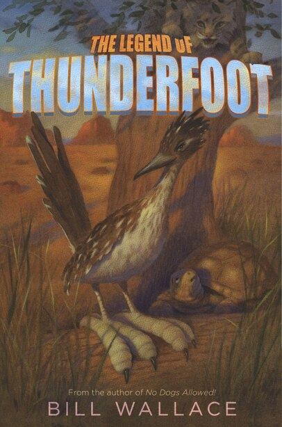 The Legend of Thunderfoot by Bill Wallace
