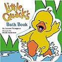 Book Little Quack's Bath Book by Lauren Thompson
