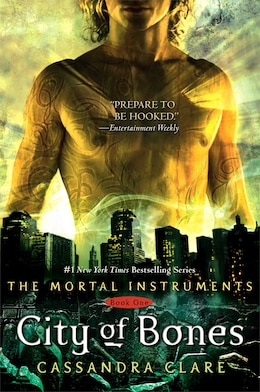 Book City Of Bones by Cassandra Clare