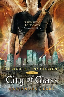Book City of Glass by Cassandra Clare