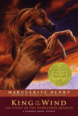 Book King of the Wind: The Story of the Godolphin Arabian by Marguerite Henry