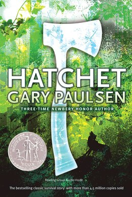 Book Hatchet by Gary Paulsen