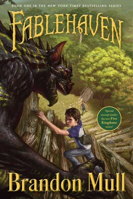 Book Fablehaven by Brandon Mull