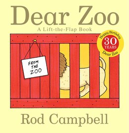 Book Dear Zoo: A Lift-the-flap Book by Rod Campbell