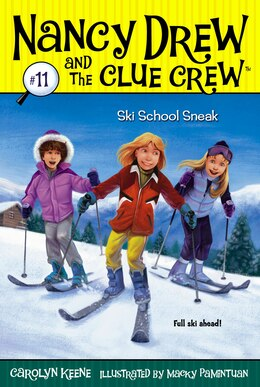 Book Ski School Sneak by Carolyn Keene
