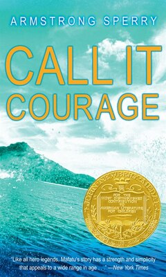 Book Call It Courage by Armstrong Sperry