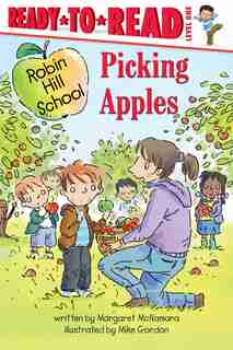Picking Apples by Margaret McNamara