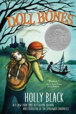 Book Doll Bones by Holly Black