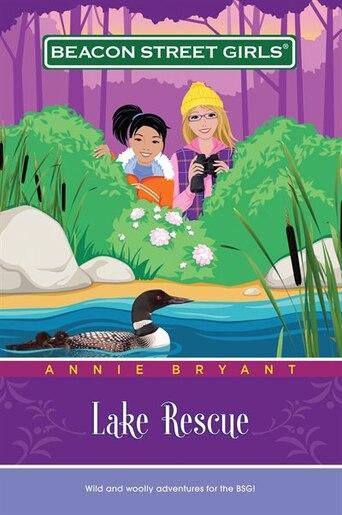 Lake Rescue by Annie Bryant
