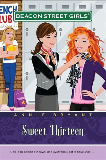 Sweet Thirteen by Annie Bryant