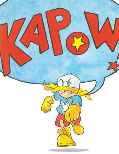 Kapow! by George O'Connor