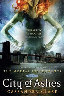 Book City of Ashes by Cassandra Clare