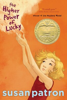 Book The Higher Power of Lucky by Susan Patron