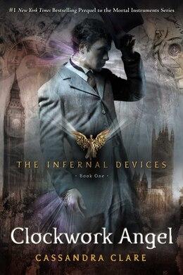 Book Clockwork Angel by Cassandra Clare
