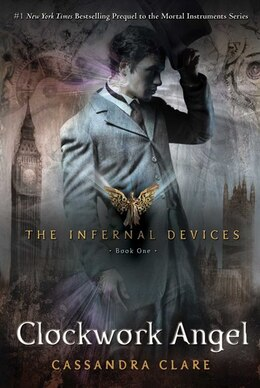 Book Clockwork Angel by Cassandra Clare