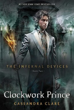 Book Clockwork Prince by Cassandra Clare
