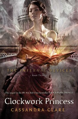 Book Clockwork Princess by Cassandra Clare