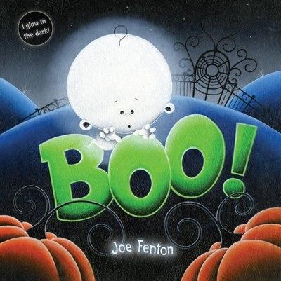 Boo! by Joe Fenton