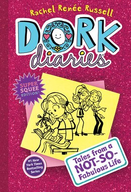 Book Dork Diaries 1: Tales from a Not-So-Fabulous Life by Rachel Renée Russell