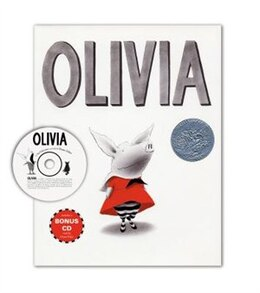 Book Olivia: Book and CD by Ian Falconer