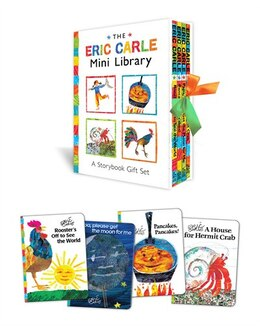 Book The Eric Carle Mini Library: A Storybook Gift Set by Eric Carle