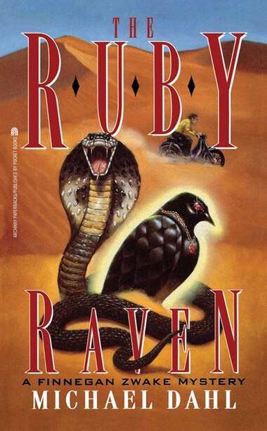 The Ruby Raven by Michael Dahl