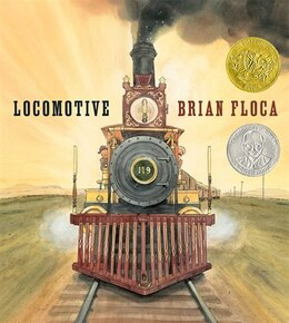 Book Locomotive by Brian Floca