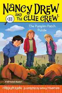 The Pumpkin Patch Puzzle by Carolyn Keene