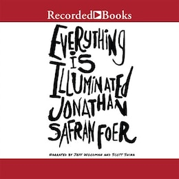 Book Everything Is Illuminated by Jonathan Safran Foer