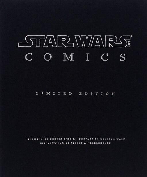 Star Wars Art: Comics Limited Edition (star Wars Art Series) by Virginia Mecklenburg