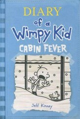 Diary of a wimpy kid books and shop chaptersdigo cabin fever diary of a wimpy kid 6 cabin fever solutioingenieria Images