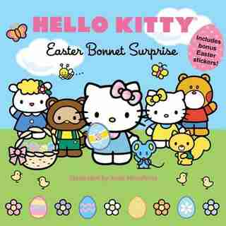 Hello Kitty: Easter Bonnet Surprise by Sanrio